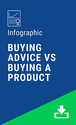 Buying Advice vs Buying a Product