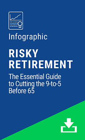 Risky Retirement: The Essential Guide to Cutting the 9-to-5 before 65