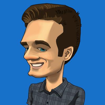 Nate Caricature