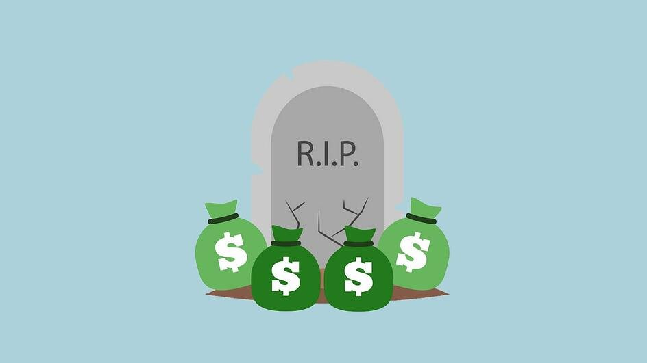 Why You'll (Probably) Die with Money