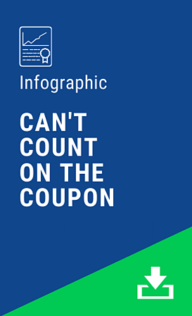 Can't Count on the Coupon