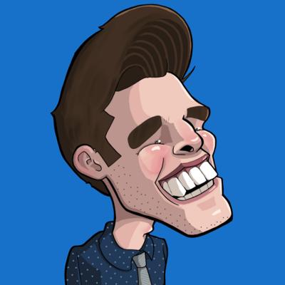 Danny Caricature