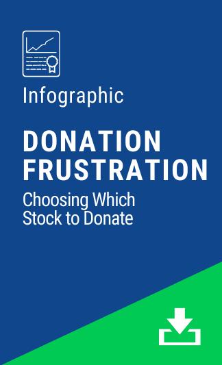 Donation Frustration